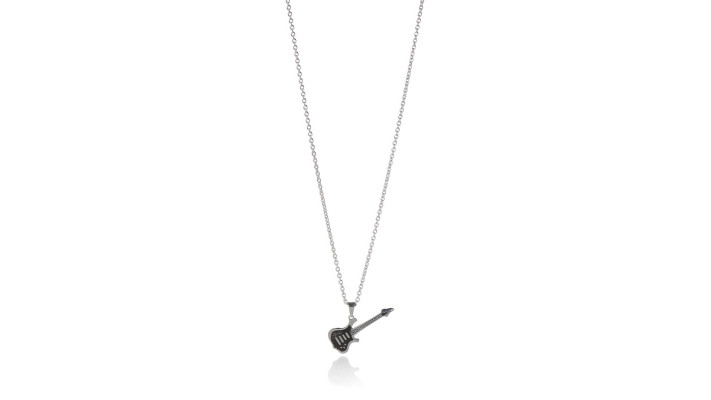 Collier Homme-Guitare